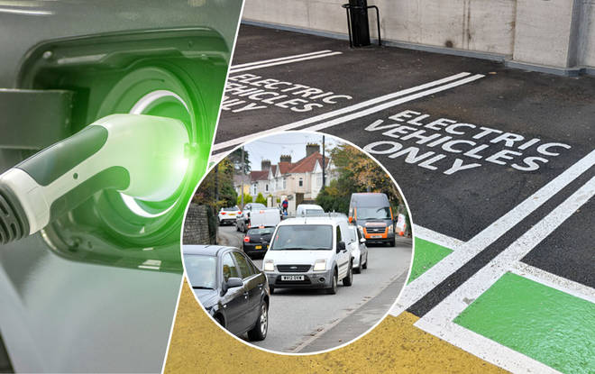 Non-electric cars will be banned in 15 years