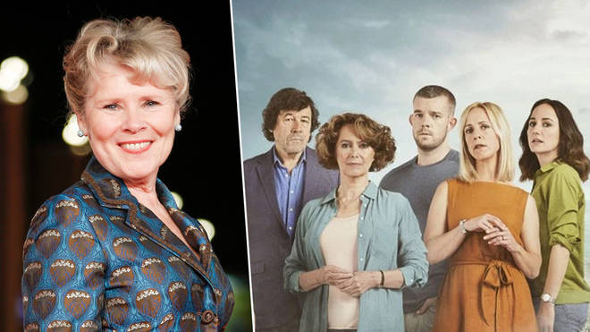 Imelda Staunton stars in Flesh and Blood