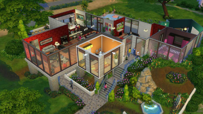 The Sims 4 was released in 2013