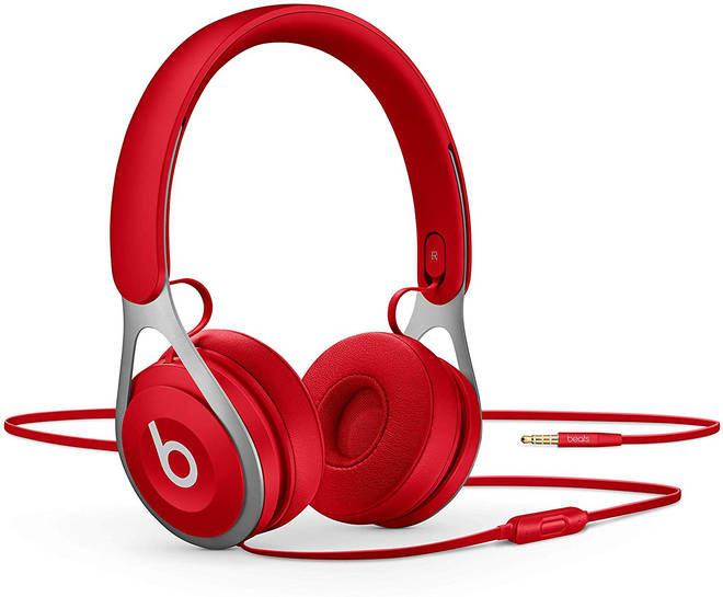 Beats EP in red, £89.95