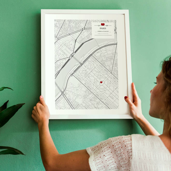 The Map Of Everyone, from £29.99