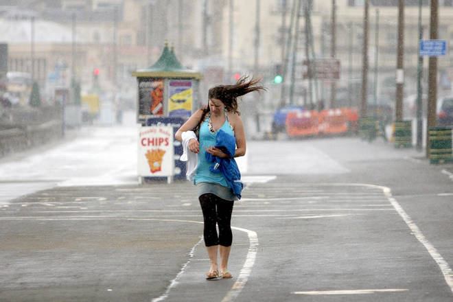 The weather this weekend could ruin any outdoor plans you may have
