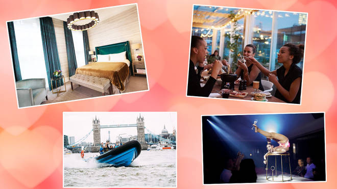 Here's what to do with your other half in London