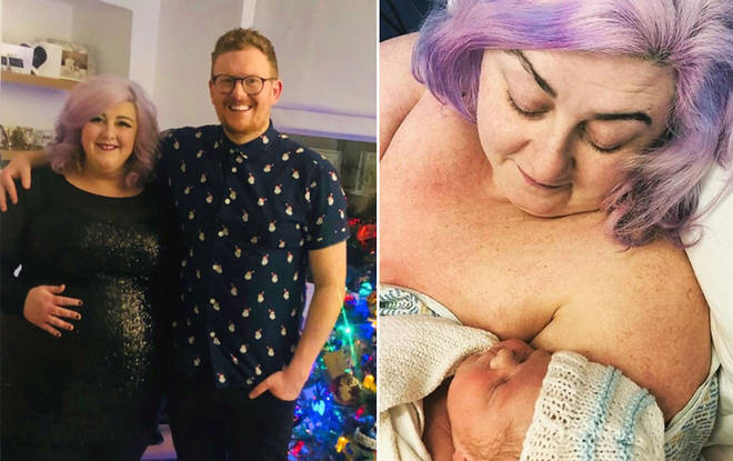 Michelle McManus recently announced the birth of her son