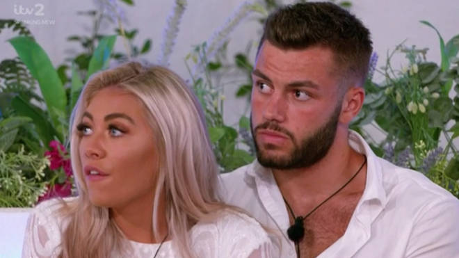 The rest of the Love Islanders were left shocked by the results