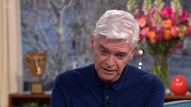 Phillip Schofield sobbed and he revealed the truth