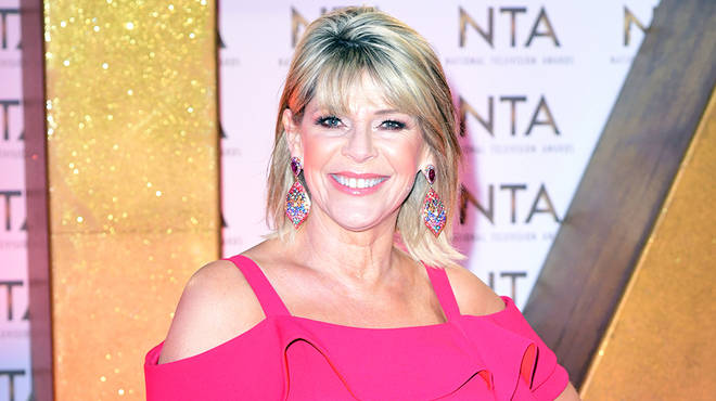 Ruth Langsford joined Phil on the This Morning sofa after his first interview