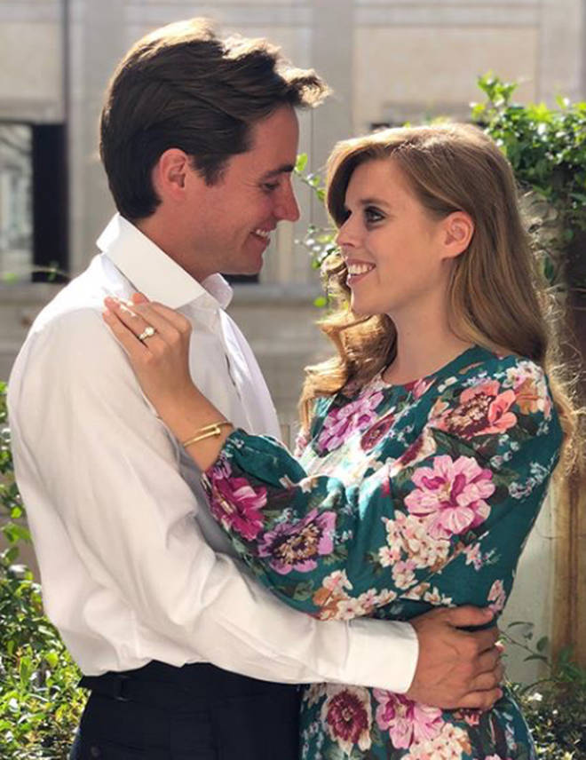 Princess Beatrice and Edoardo Mapelli Mozzi will wed later this year at The Chapel Royal