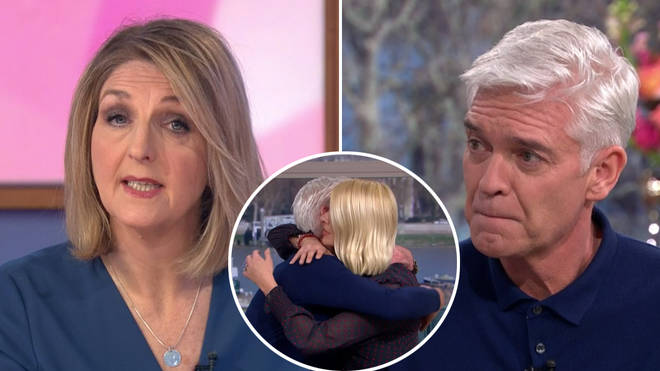 The Loose Women panel have praised Phillip Schofield after he came out as gay
