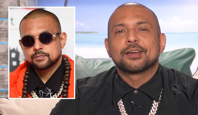 How much is rapper Sean Paul worth as he enters the Love Island villa?