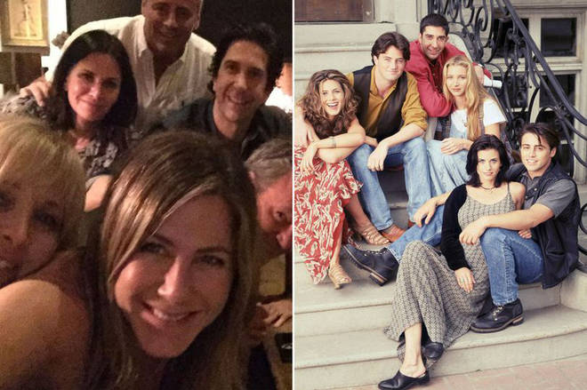 Friends will reunite for one-off special