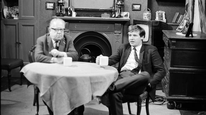 William Roache starred in the very first episode of the soap in 1960.
