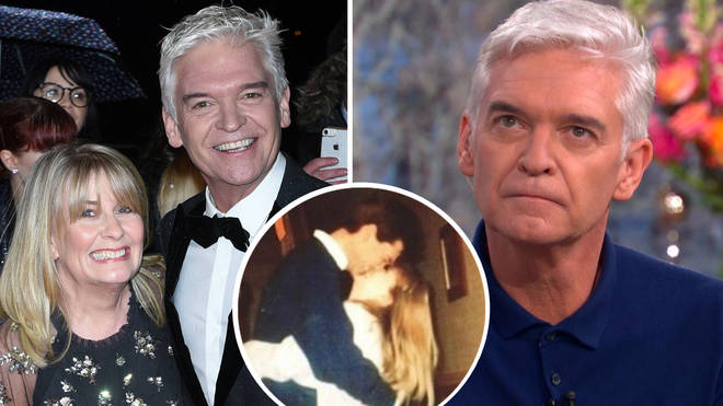 Phillip Schofield reveals he knew he was gay when he wed Steph in 1993.