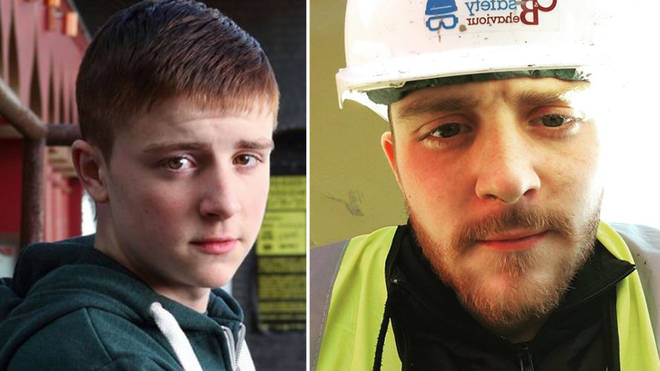 EastEnders' Liam Butcher actor James Forde is now a builder