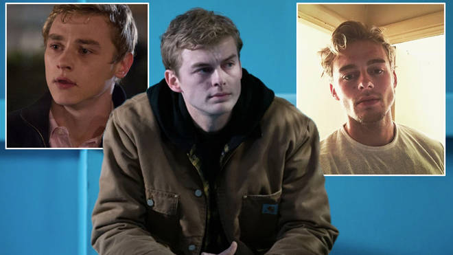 Peter Beale is back on EastEnders win another new face