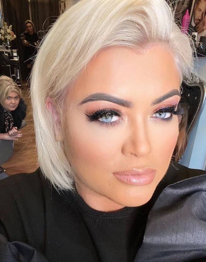 Gemma Collins tired out the fat burner IV drip in a bid to lose weight