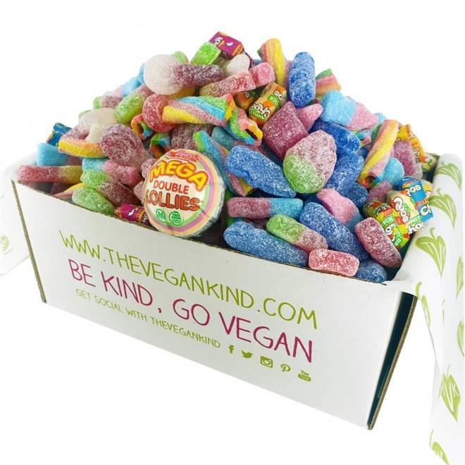 TVK Pick 'n' Mix Vegan Sweet Box