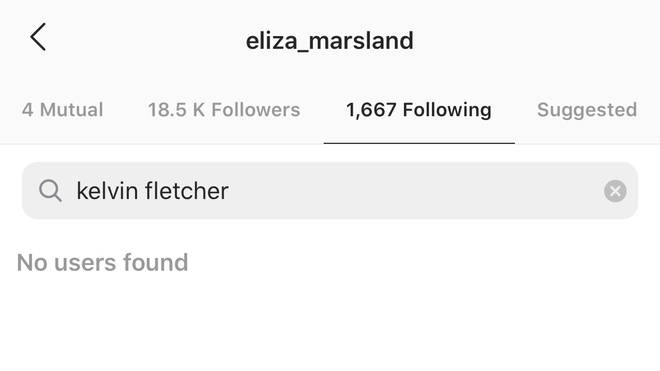 However, Eliza still hasn't followed Kelvin back