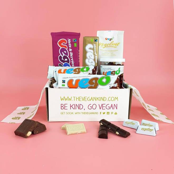 Vego Mega Chocolate Gift Box