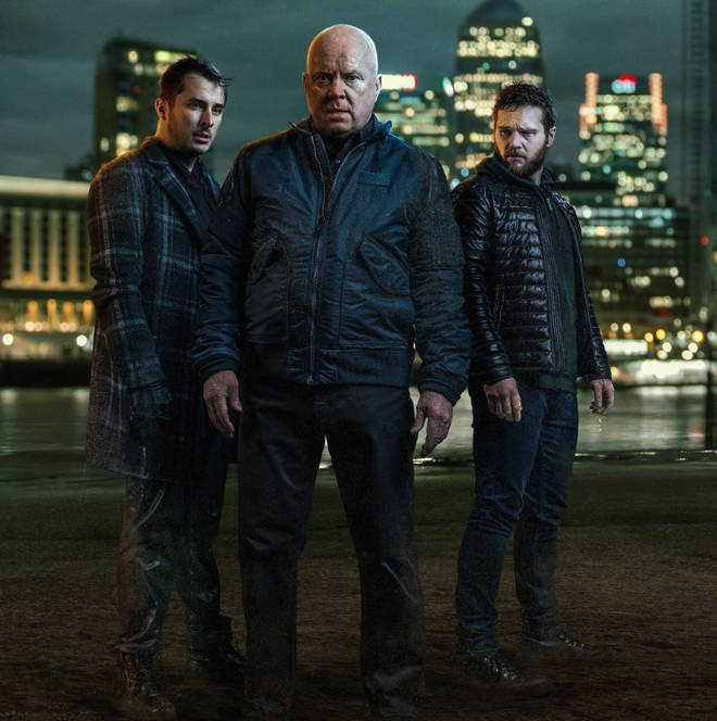 Phil Mitchell will go head to head with Keanu Taylor