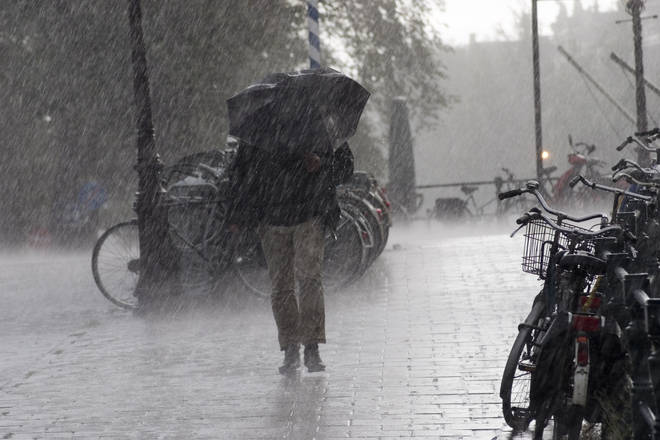 Storm Dennis is said to bring heavier rain than Storm Ciara