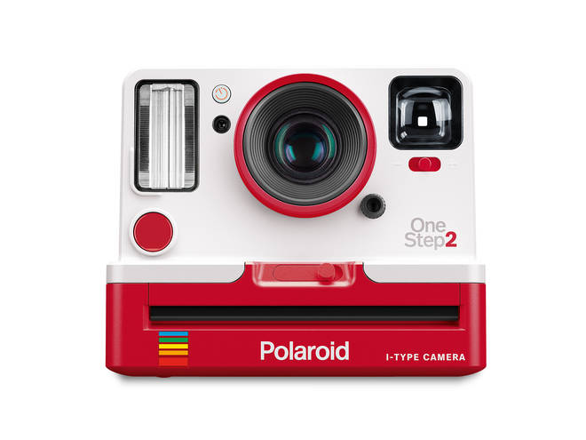 Polaroid Originals Limited Edition OneStep 2 Red camera, £79.99