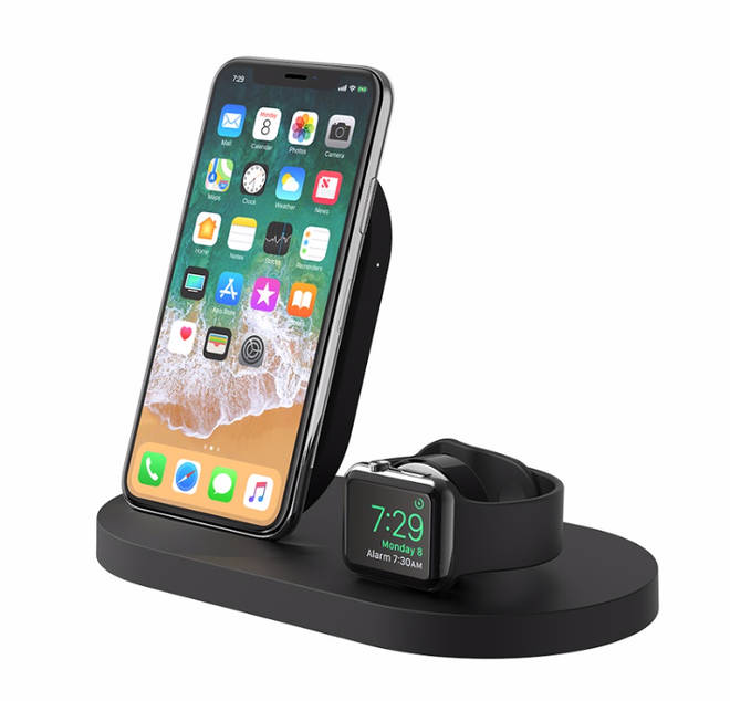 Belkin BOOSTUP Wireless Charging Dock, £139.99