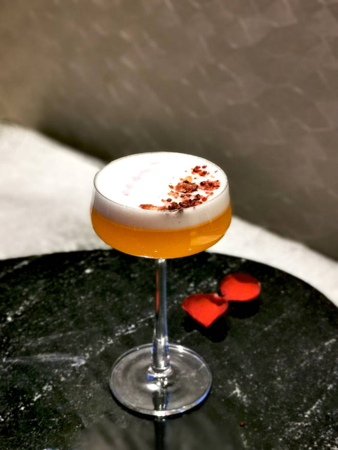 Cocktails at K West Hotel & Spa is the perfect evening for you and your loved one