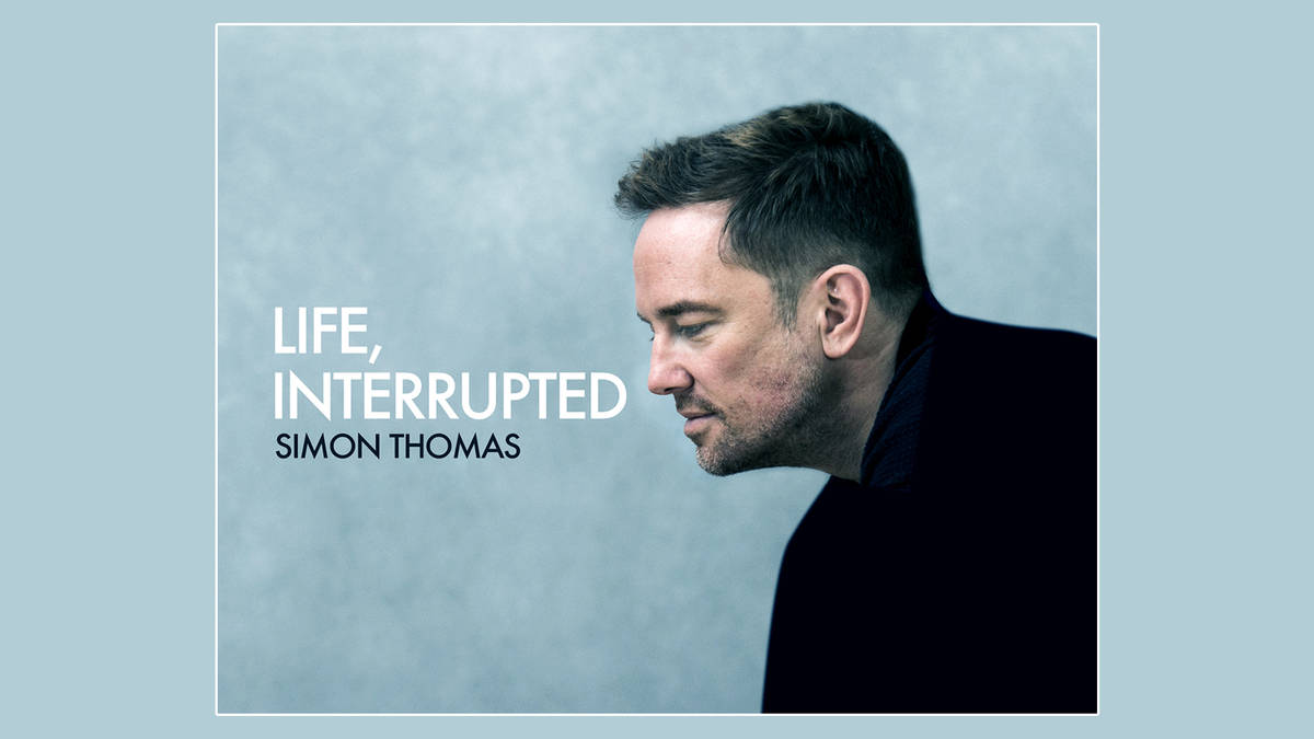 Simon Thomas - cover