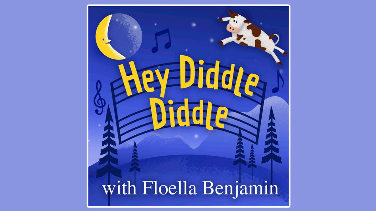 Hey Diddle Diddle with Floella Benjamin will delight parents and young children