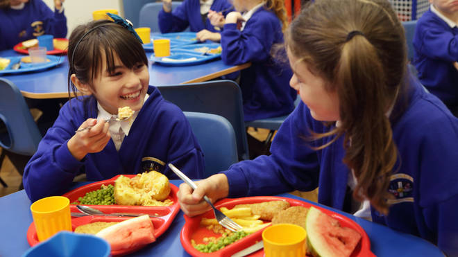 All children could get free school meals