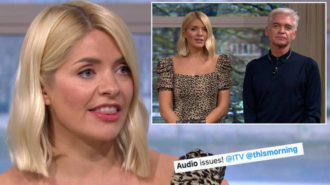 ITV viewers noticed audio issues during This Morning