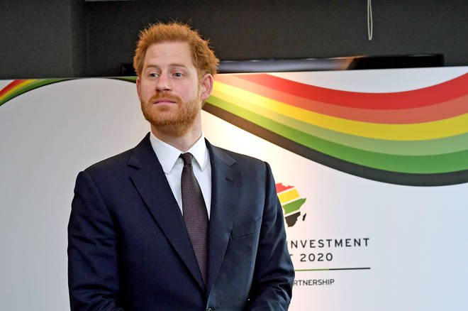 Prince Harry has reportedly been in talks with banking giant Goldman Sachs
