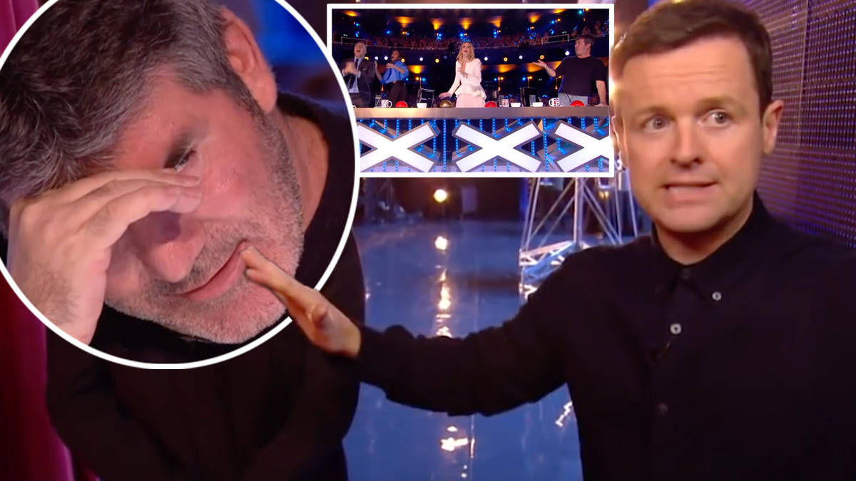Britain's Got Talent auditions descend into panic as magic act goes wrong, forcing Simon Cowell to step in