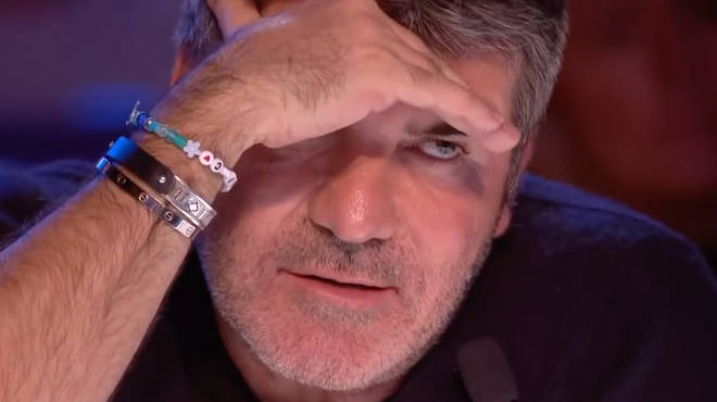 Simon Cowell was forced to get involved, reportedly calling on the medics