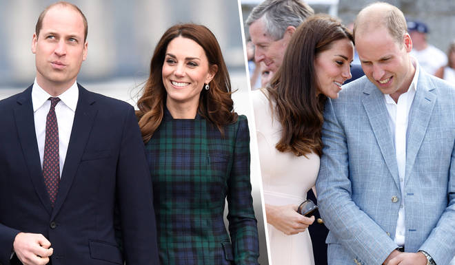 Kate Middleton and Prince William could be spending a romantic evening together for Valentine's Day