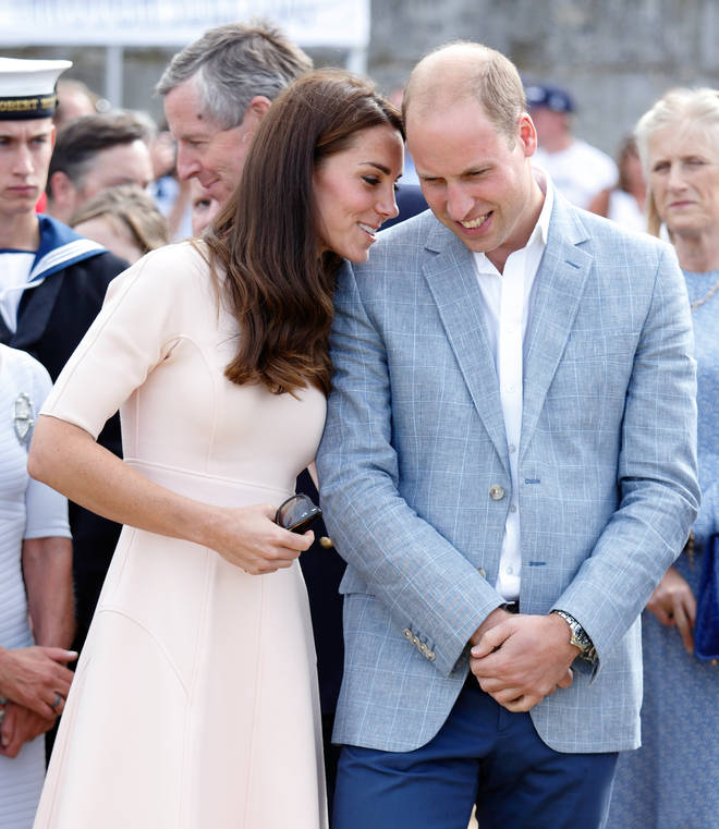 """Prince William is said to be a """"big romantic"""" deep down"""