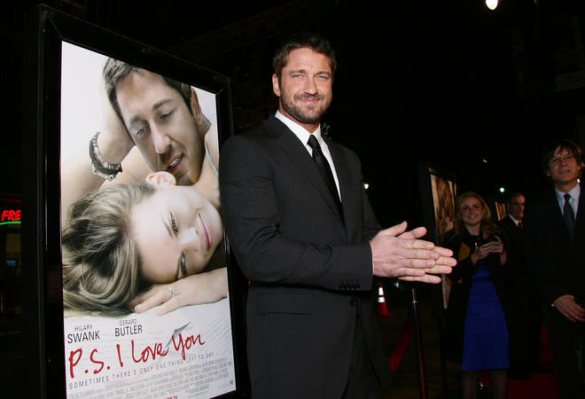 Gerard Butler hasn't revealed whether he'll return as Gerry in the PS I Love You sequel