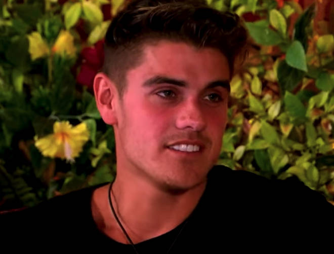 Luke M is shocked by Shaughna's confession on Love Island