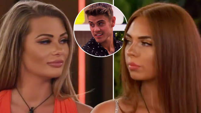 Demi and Shaughna are at risk of being dumped from Love Island
