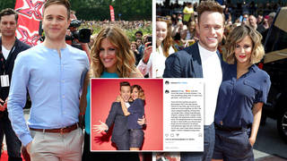 Olly Murs and Caroline Flack met in 2011 when they presented The Xtra Factor