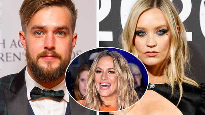 Iain Stirling and Laura Whitmore have shared their anguish over the tragic loss of their friend