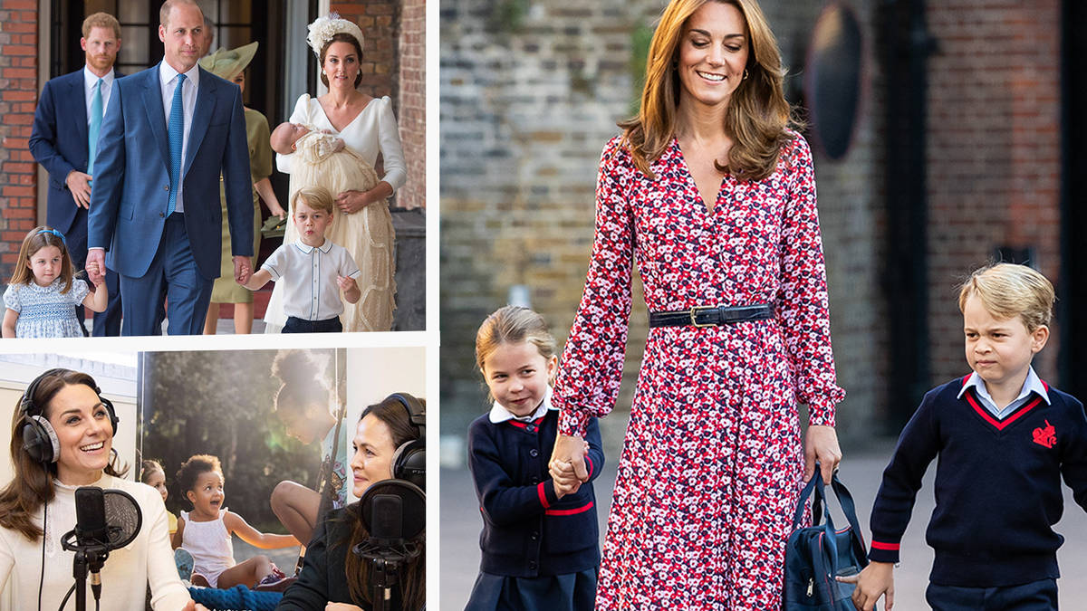 Kate Middleton opens up about 'mum guilt' in honest discussion with Giovanna Fletcher