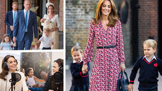Kate Middleton has spoken openly about her experience of motherhood
