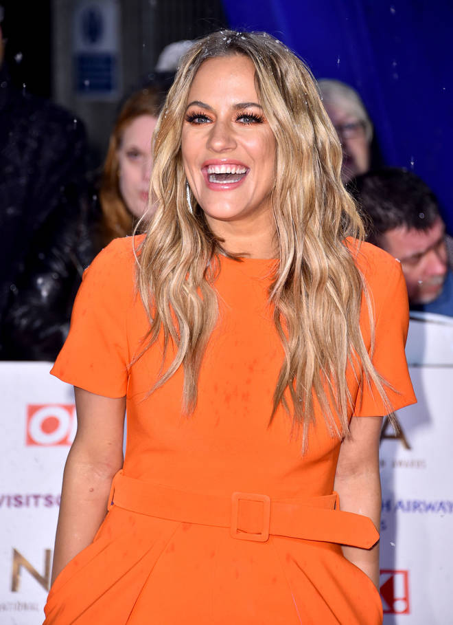 Mark Wright praised Caroline Flack's talent and personality