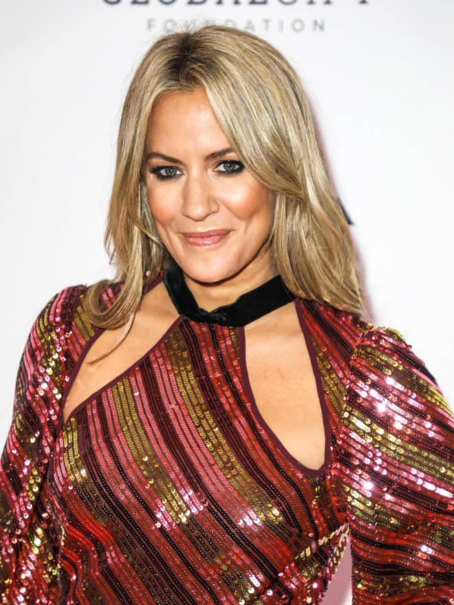 Caroline Flack was found dead in her home in London