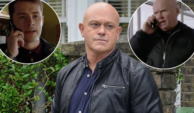 Grant Mitchell could make a return to EastEnders