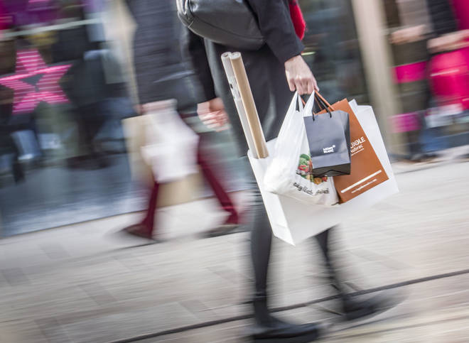 Shopping addicts should sign up for a chance to be on TV and get help