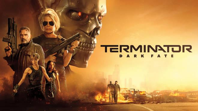 Mark Wright loved watching Terminator Dark Fate