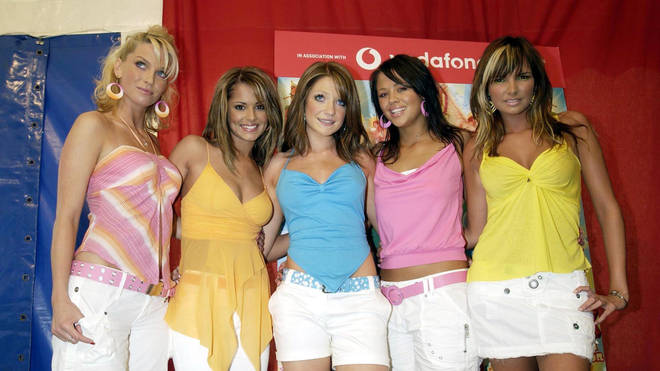 Girls Aloud split in 2013 and have since been continuing with solo projects